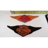 Harley Davidson nažehlovací nášivka 70.léta