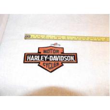 "Harley Davidson old Bar & Shield Logo Patch 5"""