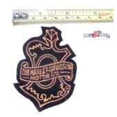 Nášivka The Harley Davidson Motor Company 80. léta
