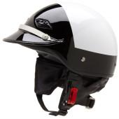 Real POLICE MOTORCYCLE HELMET XS-XXL