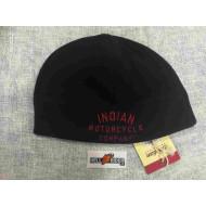 Indian Motorcycle Black Fleece Beanie Hat, 2863997