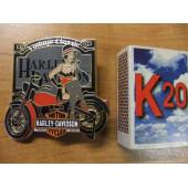 Odznáček Harley Davidson Vintage Classic #139263