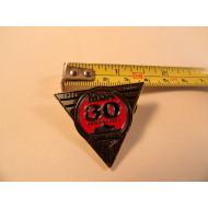 2010 Harley-Davidson MDA 30th Anniversary Pin