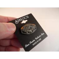 Harley-Davidson odznáček - orel Proud to be an American