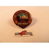 Odznáček Harley-Davidson 1995 Dealer Tour Austrálie
