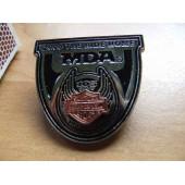 Harley Davidson MDA 105th Anniversary Pin