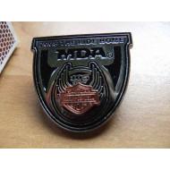 Odznáček Harley Davidson MDA 105. výročí