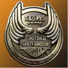 Harley Davidson - 105th Anniversary Pin 96954-08V