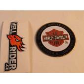Renegade Harley Davidson Dip Dot Sticker Alexandria Louisiana