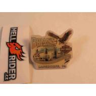 Brian's Harley Davidson Langhorne, PA pin
