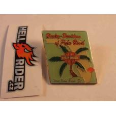Daytona Beach Pin Palm Beach