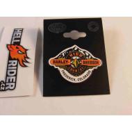 Harley Davidson High Country Frederic Colorado pin