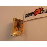 Harley Davidson HOG Indiana State Rally pin