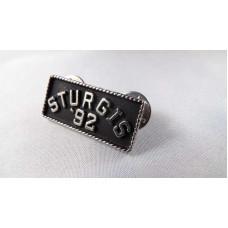 1992 Sturgis Harley Rally Pin
