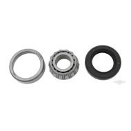 9052 All Balls Wheel Bearing and Seal Kit for Harley-Davidson EVO, Shovelhead