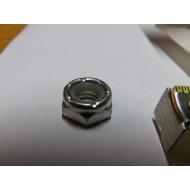 "Harley-Davidson matice lock nut, 5/16""-18 #7710W"