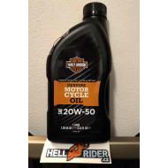 1 Liter Mineral GENUINE HARLEY-DAVIDSON H-D 360 MOTORCYCLE OIL 20W50