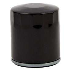 Black magnetic oil filter V-Rod VRSC Models 2002-2013