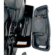 SADDLEMEN Saddlebags LID ORGANIZER for Harley-Davidson Electra