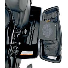 Saddlemen organizér do víka bočních kufrů pro Harley Electra Touring