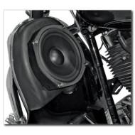 Výkonné reproduktory Hog Tunes pro Harley Davidson (do kolen)