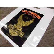 Harley Davidson Cigarettes Plastic Bag