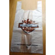 Velká igelitová taška Harley Davidson