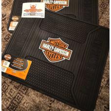 Harley Davidson Car floor mat Utility mat Bar Shield Logo
