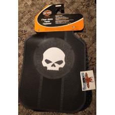 Harley Davidson Car floor mats front set Willie G Skull 2pcs
