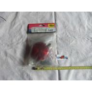 "Kuryakyn 4947 Red Led Plug-in OEM Replacement for 3"" Harley Rear Bullet Run/Turn/Brake Signal"
