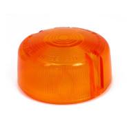 Harley-Davidson Amber Orange TURN SIGNAL DOMED LENS,