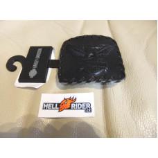 Harley-Davidson Men's Matte Leather Eagle Belt Buckle