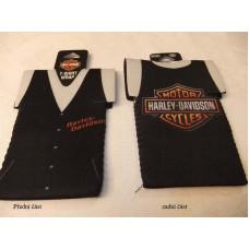 Harley Davidson Beer Pouch