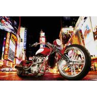 Plakát TODD LATIMER - midnight rider