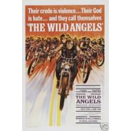 Filmový plakát The Wild Angels