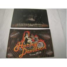 Harley Davidson Postcard Lenticular