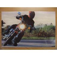 Harley Davidson retro pohled Sportster 80.léta