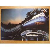 Harley Davidson retro pohled The dawn of new age 1983 80. výročí