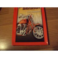 Harley Davidson Valentýnská přáníčka (červený obal)