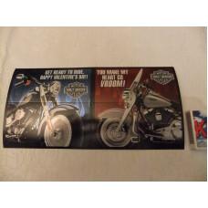 Harley Davidson Happy Valentine's Day
