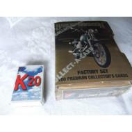 Sběratelské kartičky Harley Davidson 100ks z r.1992