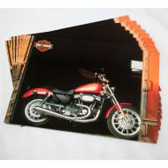 Pohled Harley Davidson Sportster