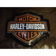 PVC polštářek Harley Davidson