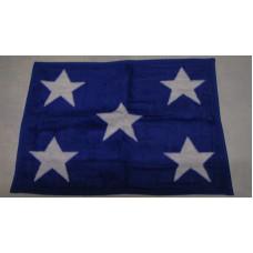 Harley Davidson Large Pillow Sham with Stars