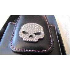 Harley Davidson Leather Phone Case - #06345