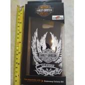 Harley-Davidson Samsung Galaxy S6 Skull Biker Phone Shell Case