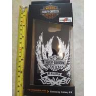 Harley Davidson pouzdro na mobil Samsung Galaxy S6 - křídla