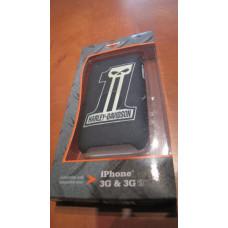 Harley Davidson Number 1 iPhone 3G Case