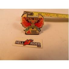 1997 Real Ride - American Diabetes Association Pin