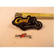 Camel Genuine Taste Pin - Motorcycle